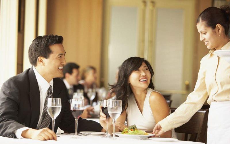 饭店前厅服务员营销话术终极培训教程