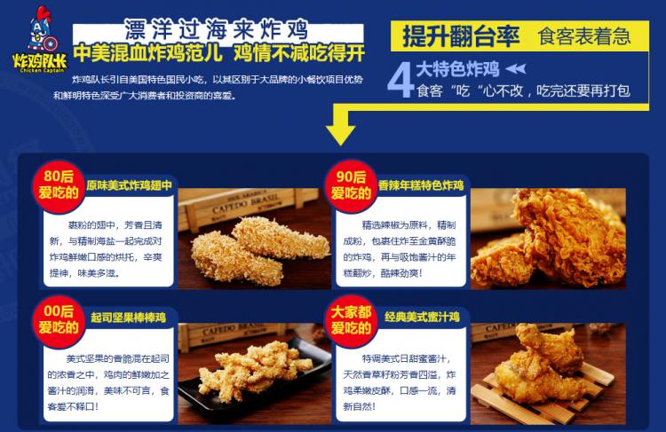 韩式炸鸡加盟前景分析