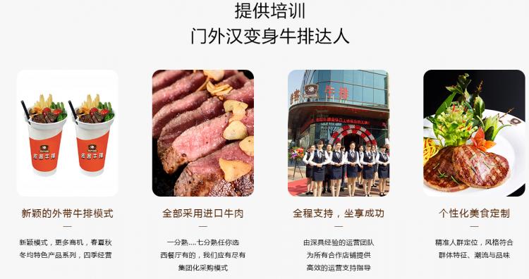 佐客牛排产品优势简介