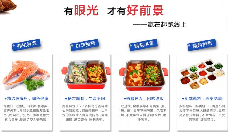鱼鲜人家火锅加盟官网
