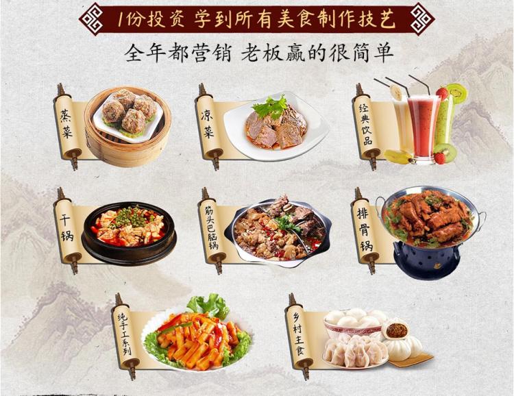 村上家火锅鸡加盟条件