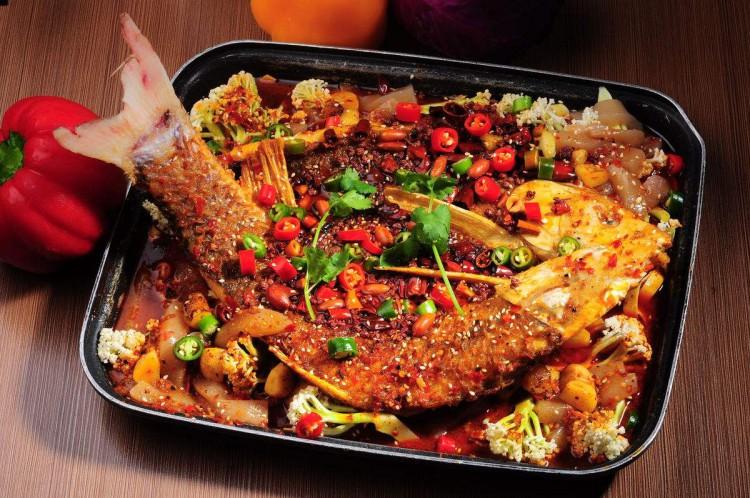 百乐川烤鱼加盟前景