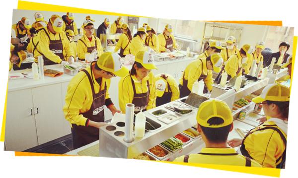 N多寿司加盟政策