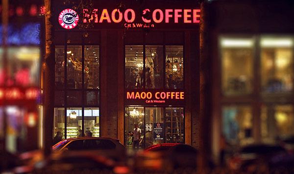 猫窝咖啡品牌简介