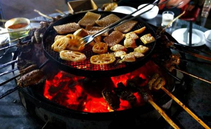 西昌火盆烧烤加盟优势