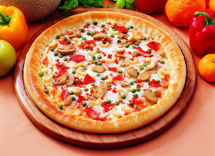 叫板披萨品牌简介