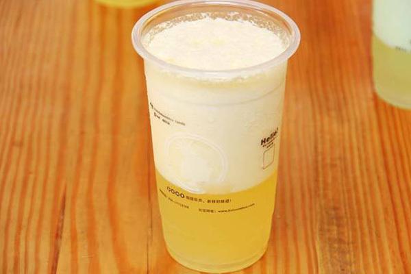 菠萝蜜奶茶加盟官网