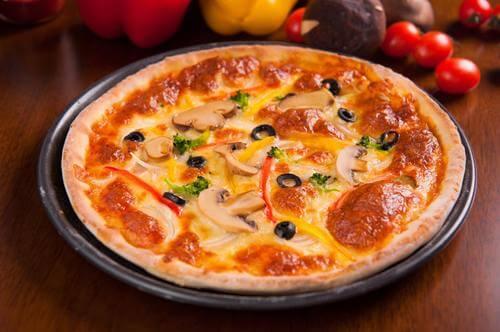 披萨大师加盟前景