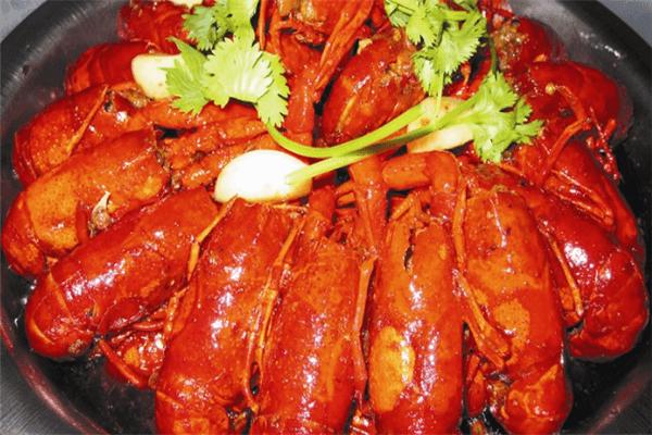 潜江油焖大虾加盟支持
