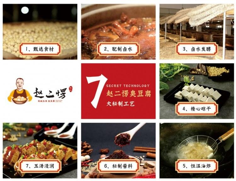 赵二楞臭豆腐加盟条件