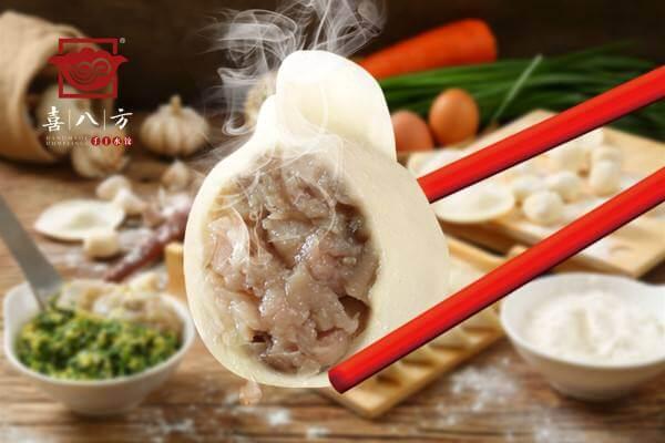 喜八方水饺加盟官网