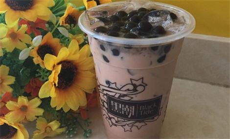 黑潮奶茶加盟支持