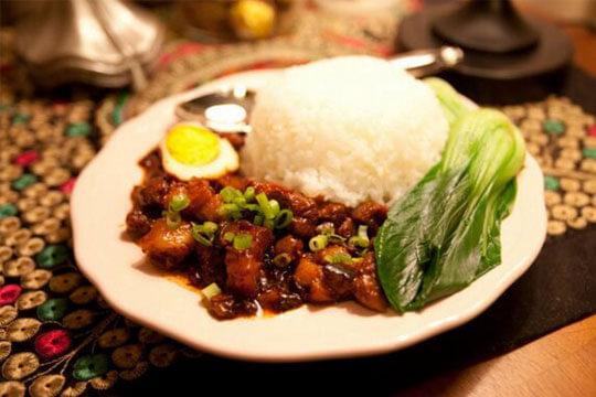 米之家台湾卤肉饭加盟支持