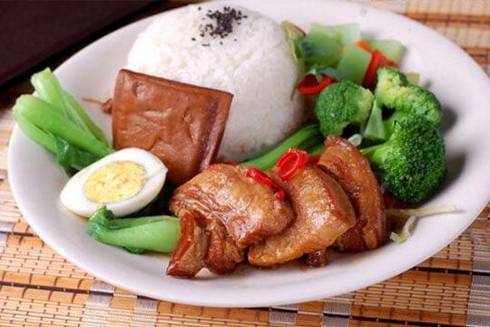 米之家台湾卤肉饭加盟条件
