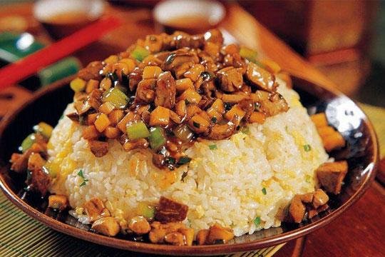 米之家台湾卤肉饭加盟前景