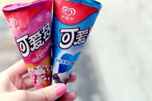 可爱多冰淇淋加盟优势
