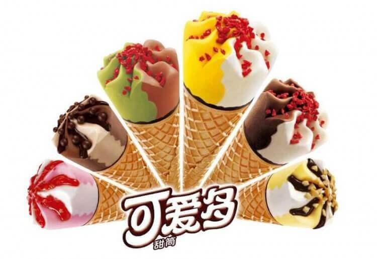 可爱多冰淇淋加盟支持
