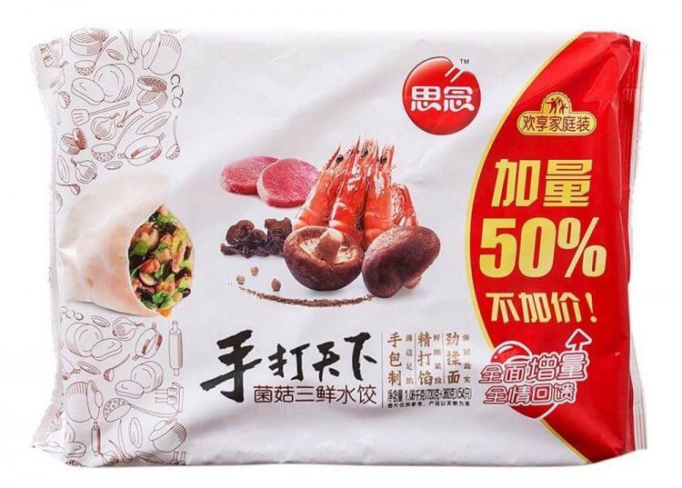 思念水饺加盟前景
