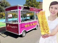 特色芭拉公主大薯条招商加盟,四季热卖。