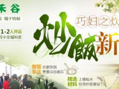 禾谷炒饭加盟—产品销量高、总部实力强、总部扶持全!