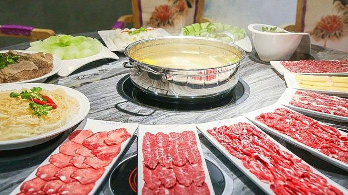 在二线城市开家60㎡潮汕牛肉火锅加盟店大概需要多少钱?